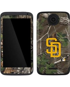 San Diego Padres Realtree Xtra Green Camo One X Skin