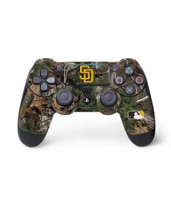 San Diego Padres Realtree Xtra Green Camo PS4 Pro/Slim Controller Skin