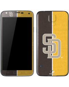 San Diego Padres Split Galaxy S5 Skin