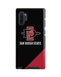 San Diego State Galaxy Note 10 Plus Pro Case