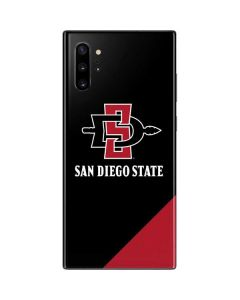 San Diego State Galaxy Note 10 Plus Skin