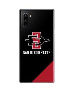 San Diego State Galaxy Note 10 Skin