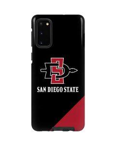 San Diego State Galaxy S20 Pro Case