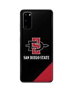 San Diego State Galaxy S20 Skin