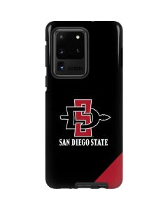 San Diego State Galaxy S20 Ultra 5G Pro Case