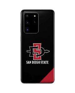 San Diego State Galaxy S20 Ultra 5G Skin