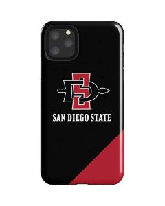 San Diego State iPhone 11 Pro Max Impact Case