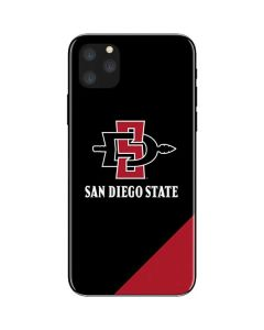 San Diego State iPhone 11 Pro Max Skin