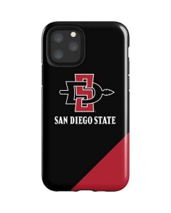 San Diego State iPhone 11 Pro Impact Case