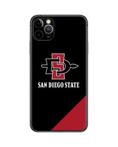 San Diego State iPhone 11 Pro Max Skin