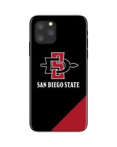 San Diego State iPhone 11 Pro Skin