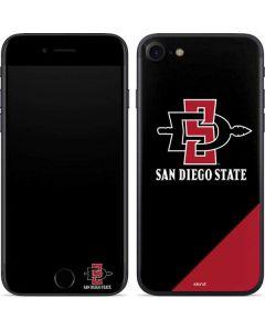 San Diego State iPhone SE Skin