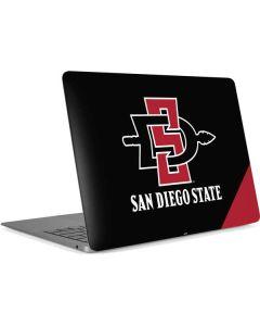 San Diego State Apple MacBook Air Skin