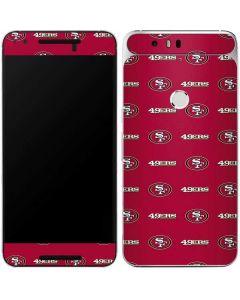 San Francisco 49ers Blitz Series Google Nexus 6P Skin