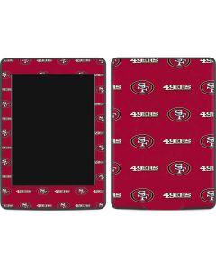 San Francisco 49ers Blitz Series Amazon Kindle Skin