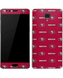 San Francisco 49ers Blitz Series OnePlus 3 Skin