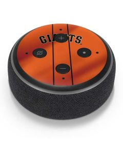 San Francisco Giants Alternate Home Jersey Amazon Echo Dot Skin