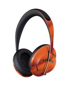 San Francisco Giants Alternate Home Jersey Bose Noise Cancelling Headphones 700 Skin
