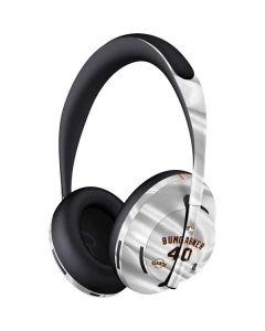 San Francisco Giants Bumgarner #40 Bose Noise Cancelling Headphones 700 Skin