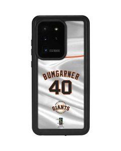 San Francisco Giants Bumgarner #40 Galaxy S20 Ultra 5G Waterproof Case