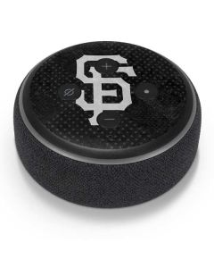 San Francisco Giants Dark Wash Amazon Echo Dot Skin