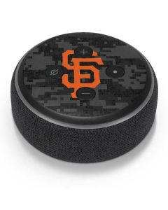 San Francisco Giants Digi Camo Amazon Echo Dot Skin