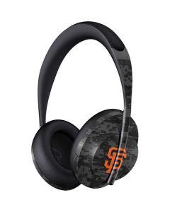 San Francisco Giants Digi Camo Bose Noise Cancelling Headphones 700 Skin