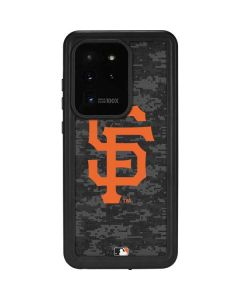 San Francisco Giants Digi Camo Galaxy S20 Ultra 5G Waterproof Case