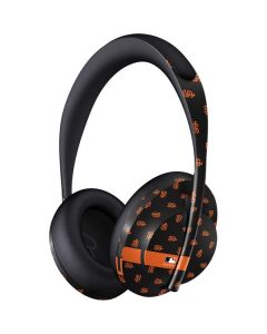 San Francisco Giants Full Count Bose Noise Cancelling Headphones 700 Skin
