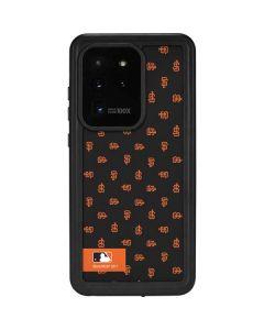 San Francisco Giants Full Count Galaxy S20 Ultra 5G Waterproof Case
