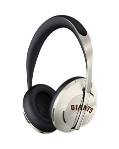 San Francisco Giants Home Jersey Bose Noise Cancelling Headphones 700 Skin