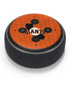 San Francisco Giants Home Turf Amazon Echo Dot Skin