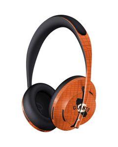 San Francisco Giants Home Turf Bose Noise Cancelling Headphones 700 Skin