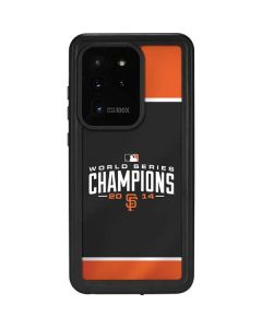 San Francisco Giants World Series 2014 Galaxy S20 Ultra 5G Waterproof Case