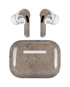 Sandstone Concrete Apple AirPods Pro Skin