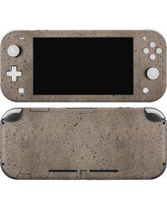 Sandstone Concrete Nintendo Switch Lite Skin