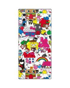Sanrio World Galaxy Note 10 Skin