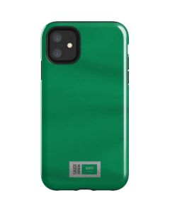 Saudi Arabia Soccer Flag iPhone 11 Impact Case