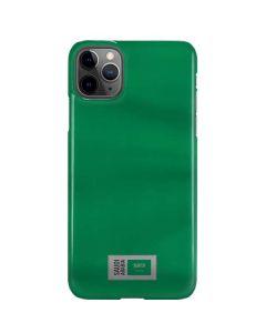 Saudi Arabia Soccer Flag iPhone 11 Pro Max Lite Case
