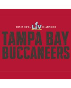 Super Bowl LV Champions Tampa Bay Buccaneers Playstation 3 & PS3 Skin