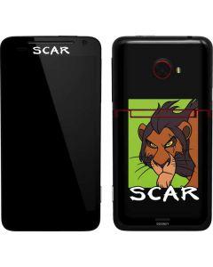 Scar EVO 4G LTE Skin