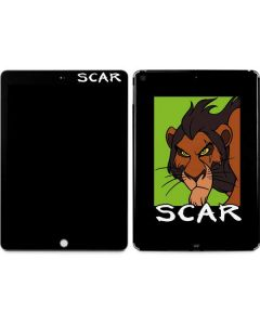 Scar Apple iPad Skin
