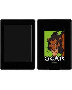 Scar Amazon Kindle Skin