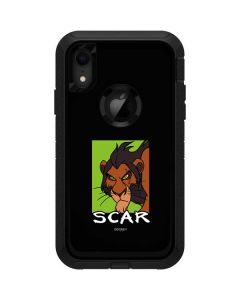Scar Otterbox Defender iPhone Skin
