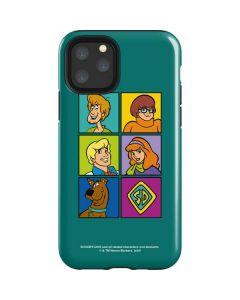 Scooby-Doo Crew iPhone 11 Pro Impact Case