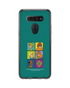 Scooby-Doo Crew LG K51/Q51 Clear Case
