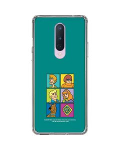 Scooby-Doo Crew OnePlus 8 Clear Case