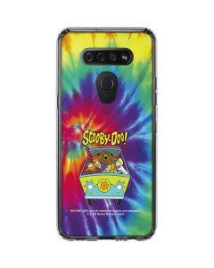 Scooby-Doo Tie Dye LG K51/Q51 Clear Case
