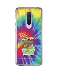Scooby-Doo Tie Dye OnePlus 8 Clear Case