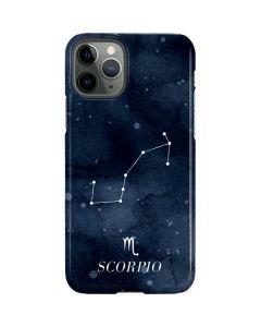 Scorpio Constellation iPhone 11 Pro Lite Case
